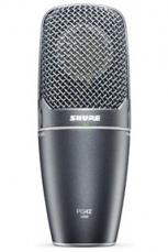 Shure Side Address Condenser Microphone PG42USB