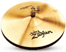 "13"" A Zildjian Series Mastersound Hi-Hat Cymbals"