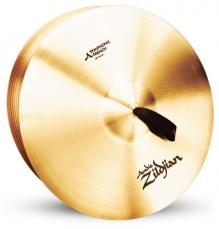 "20"" A Zildjian Band & Orchestral Series Symphonic French Tone Cymbals A0429"