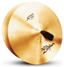 "18"" A Zildjian Band & Orchestral Series Concert Stage Cymbals A0454"