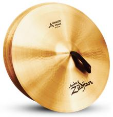 "20"" A Zildjian Band & Orchestral Series Concert Stage Cymbals A0466"