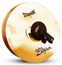 """16"""" A Zildjian Band & Orchestral Series Stadium Medium Cymbals A0468"""