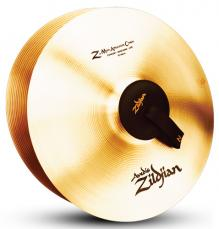 "18"" A Zildjian Band & Orchestral Series Z-MAC Cymbals A0477"