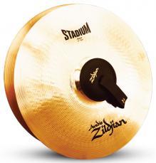 """18"""" A Zildjian Band & Orchestral Series Stadium Medium Cymbals A0483"""
