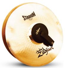 "16"" A Zildjian Band & Orchestral Series Stadium Medium Heavy Cymbals A0487"