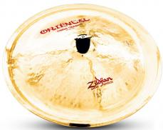 "18"" Zildjian FZ Series Oriental China Trash Cymbal A0618"