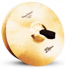 "16"" A Zildjian Band & Orchestral Series Classic Orchestral Selection Medium Heavy Cymbals A0753"