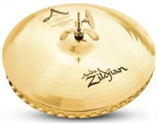 "15"" Zildjian A Custom Series Mastersound Hi-Hat Cymbals"