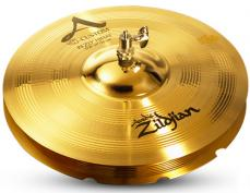 "14"" Zildjian A Custom Series ReZo Hi-Hat Cymbals"