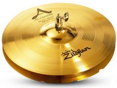 "15"" Zildjian A Custom Series ReZo Hi-Hat Cymbals"