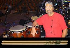 Zildjian Signature Luis Conte Drumsticks