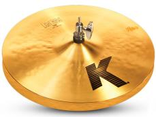 "14"" K Zildjian Series Light Hi-Hat Cymbals"