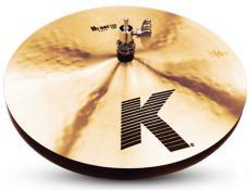 "13"" K Zildjian Series Hi-Hat Cymbals"