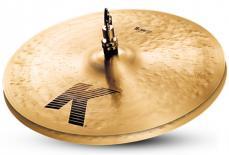 "14"" K Zildjian Series Hi-Hat Cymbals"