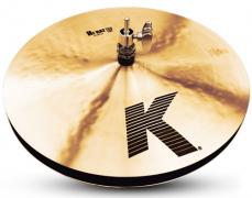 "13"" K Zildjian Series Special K/Z Hi-Hat Cymbals K0829"