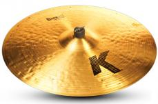 "22"" K Zildjian Series Dark Medium Ride Cymbal K0830"