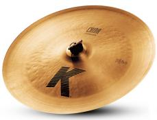 "17"" K Zildjian Series China Cymbal K0883"