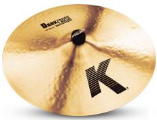 "18"" K Zildjian Series Dark Crash Thin Cymbal K0904"