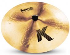 "19"" K Zildjian Series Dark Crash Thin Cymbal K0905"