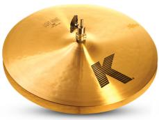 "15"" K Zildjian Series Light Hi-Hat Cymbals"