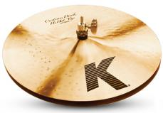 "14"" Zildjian K Custom Series Dark Hi-Hat Cymbals"