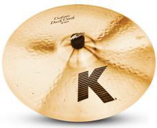 """18"""" Zildjian K Custom Series Dark Crash Cymbal K0953"""