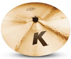 "20"" Zildjian K Custom Series Dark Ride Cymbal K0965"
