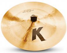 "17"" Zildjian K Custom Series Dark China Cymbal K0970"