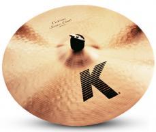 "18"" Zildjian K Custom Series Session Crash Cymbal K0991"