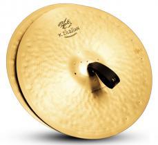 "18"" Zildjian K Constantinople Band & Orchestral Series Special Selection Medium Heavy Cymbals K1002"