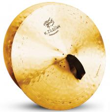 "17"" Zildjian K Constantinople Band & Orchestral Series Special Selection Series Medium Heavy Cymbals K1032"