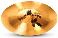 "19"" Zildjian K Custom Series Hybrid China Cymbal K1220"