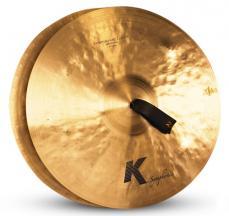 "18"" Zildjian K Symphonic Band & Orchestral Series Symphonic Light Cymbals K2004"