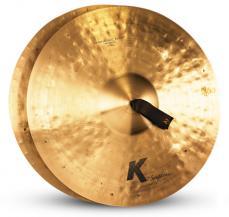 "20"" Zildjian K Symphonic Band & Orchestral Series Symphonic Light Cymbals K2008"
