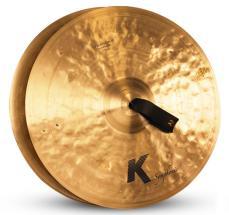 "17"" Zildjian K Symphonic Band & Orchestral Series Symphonic Cymbals K2102"