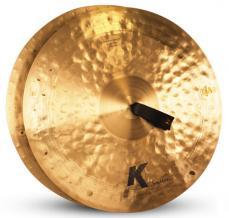 "20"" Zildjian K Symphonic Band & Orchestral Series Symphonic Cymbals K2108"