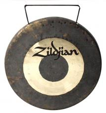 "12"" Zildjian Band & Orchestral Series Traditional Gong P0512"
