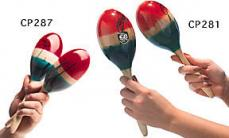 Latin Percussion CP Wood Maracas