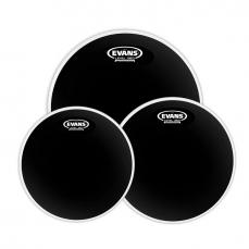 Evans: Hydraulic Black Tom Head Packs