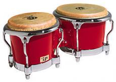 Latin Percussion Fiberglass Bongos LP200XF