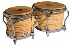 Latin Percussion Generation III Wood Bongos LP201A-3
