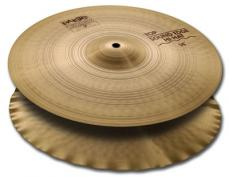 "15"" Paiste 2002 Sound Edge Hi-Hats - Pair"