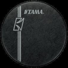 "Tama 22"" Black Fiber-Laminated Bass Drum Head BK22BMFH"