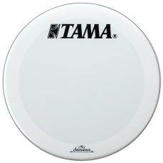 "Tama 20"" Smooth White Bass Drum Head"
