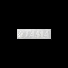 Tama Logo Decal Sticker White TLS70WH