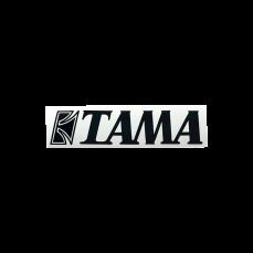 Tama Logo Decal Sticker Black TLS80BK