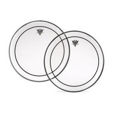 Remo Pinstripe Clear Drumheads